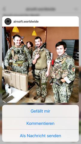 Siehe der Mann in der Mitte trägt so ein shirt - (Bundeswehr, Softair, Airsoft)