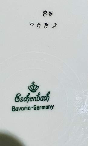 Wer kennt das Geschirr von Eschenbach?