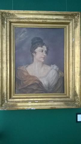 das Bild ist über 200 Jahre alt  - (Künstler, Maler, Signatur)