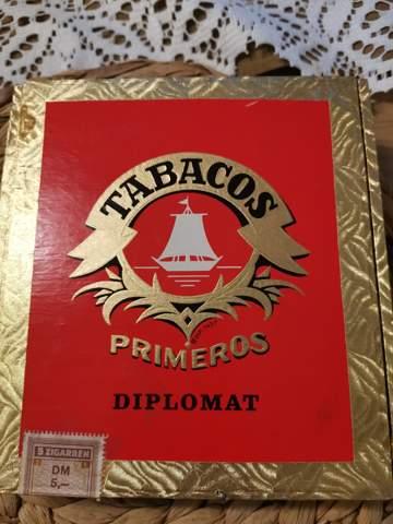 Wer kennt diese Zigarrenmarke?