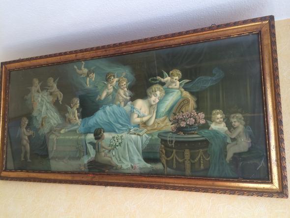 Wer Kennt Dieses Gemälde? Von Wem/wie Heißt Es? (Kunst, Künstler, Malerei)