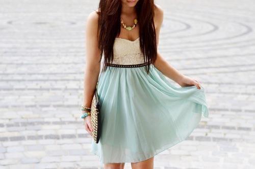 hier das kleid - (Mode, Kleidung, Kleid)
