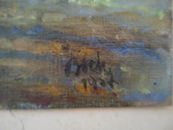 signatur bo - (Kunst, Signatur)