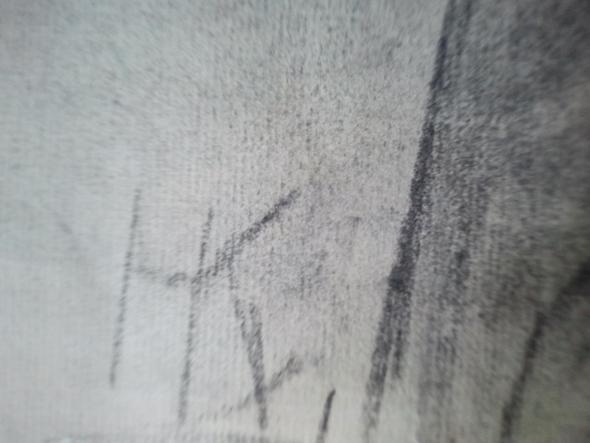 signatur hk - (Kunst, Signatur)