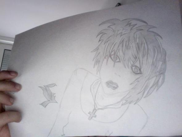 Death Note / L / - (Anime, Death Note)