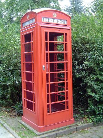Telefonzelle Kaufen