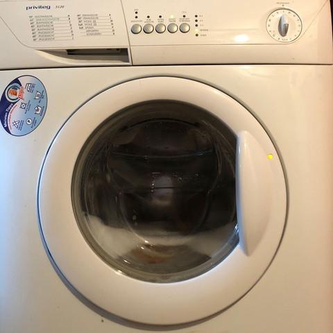 wie lange wäscht eine waschmaschine