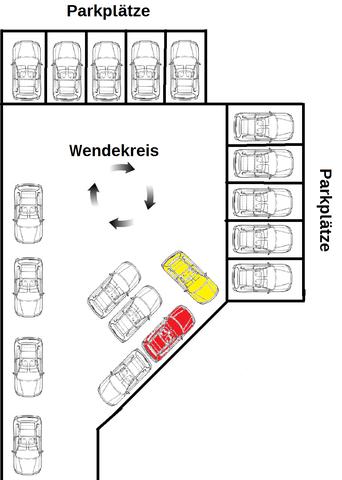 Parken - (Auto, Polizei, Verkehr)