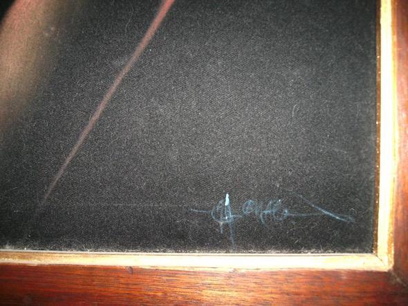 signatur unterschrift - (Bilder, Gemälde, Signatur)
