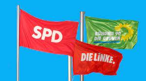 Wer Rot-Rot-Grün verhindern will , darf nicht AfD oder Die PARTEI wählen . Was ist an dieser steilen These dran?