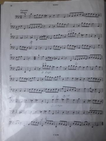 Cellonoten - (Musik, Kunst und Kultur, Komponist)