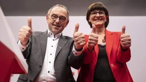 Wer soll neuer Wirtschaftsminister von der sPD werden, Esken oder Borjians?