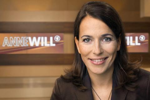 Anne Will - (Politik, Fernsehen, ZDF)