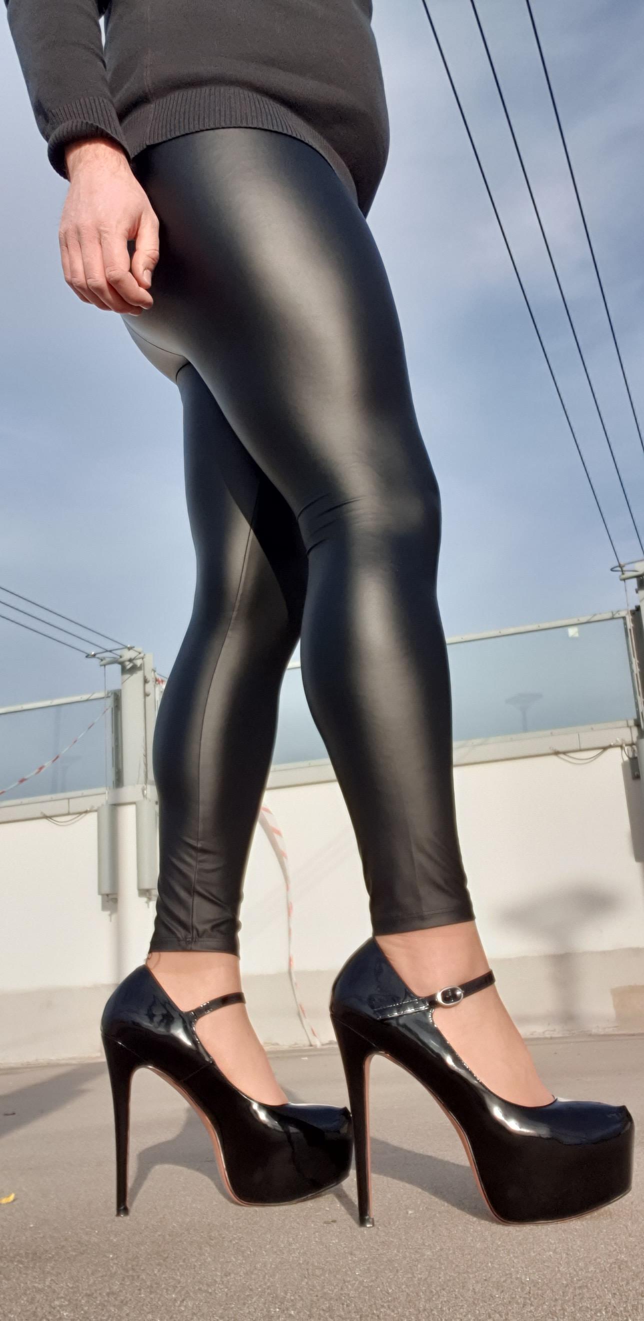 Wer trägt gerne High Heels?