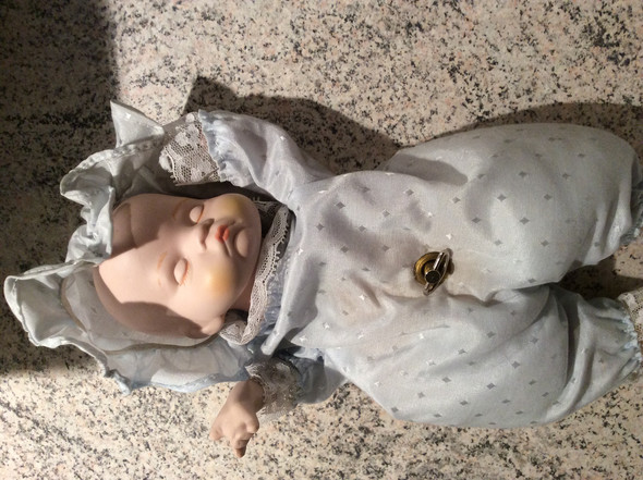 Puppe - (Puppen, Museum, Antik)