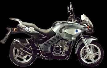 Shenke jonway yy250 (125ccm) - (Motorrad, Zweirad)