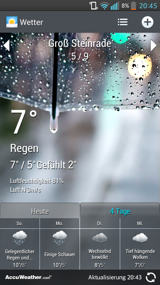 Accuweather Com Deutsch