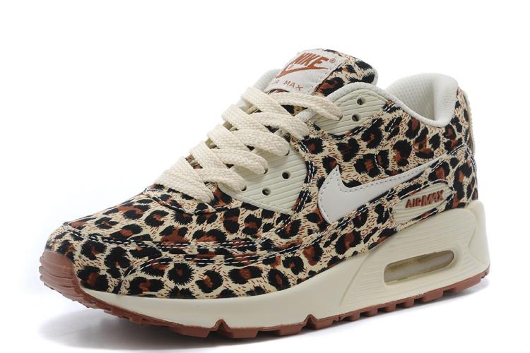 Nike Air Max 90 Damen Leopardenmuster