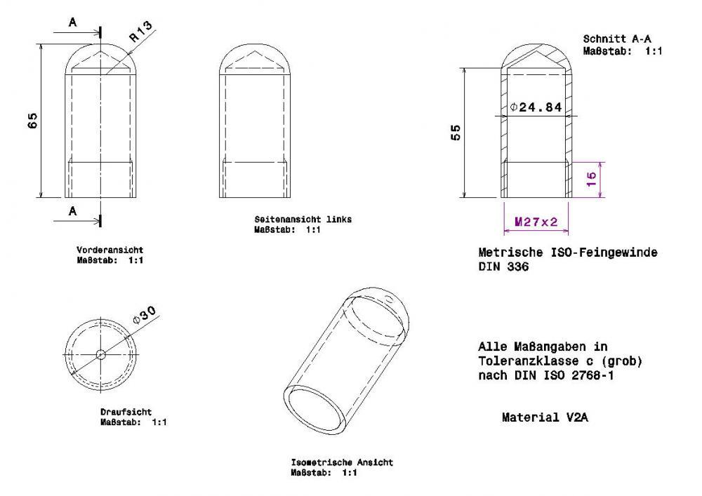 wer wei wo ich edelstahl bearbeiten lassen kann drehen bohren gewinde modellbau bearbeitung. Black Bedroom Furniture Sets. Home Design Ideas