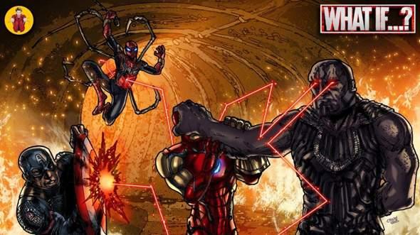 Wer Würde Gewinnen: Avengers VS Darkseid?