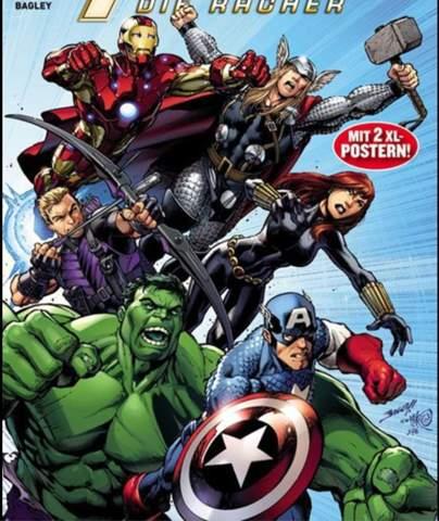 wer würde gewinnen Avangers vs Justice League?