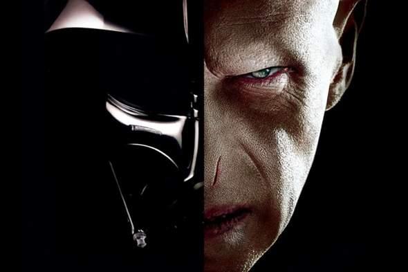 Wer Würde Gewinnen: Darth Vader VS Lord Voldemort?