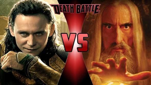 Wer Würde Gewinnen: Loki VS Saruman?
