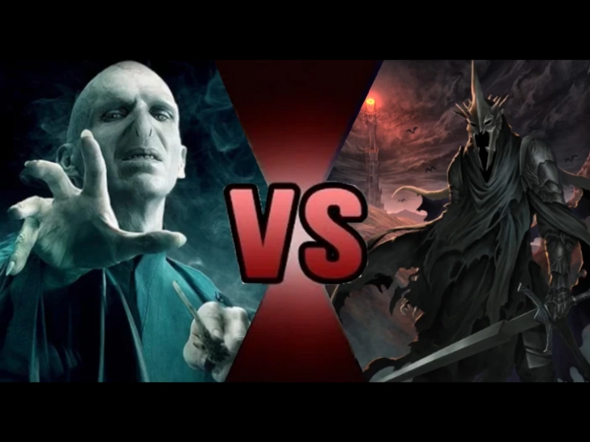 Wer Würde Gewinnen: Lord Voldemort VS Hexenkönig von Angmar?