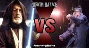 Wer Würde Gewinnen: Obi-Wan Kenobi VS Albus Dumbledore?