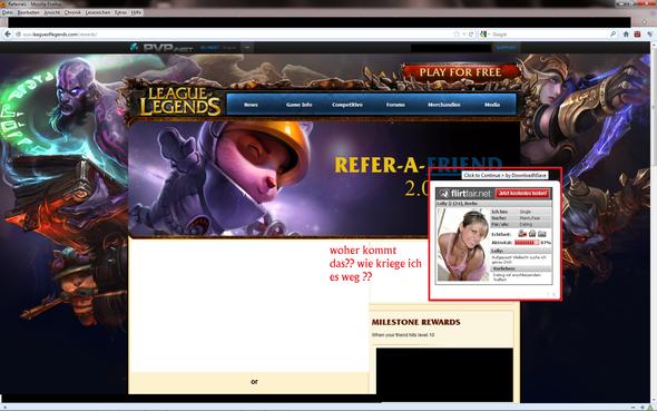 nervige werbung wie kriege ich sie weg?? - (Werbung, Homepage, Firefox)