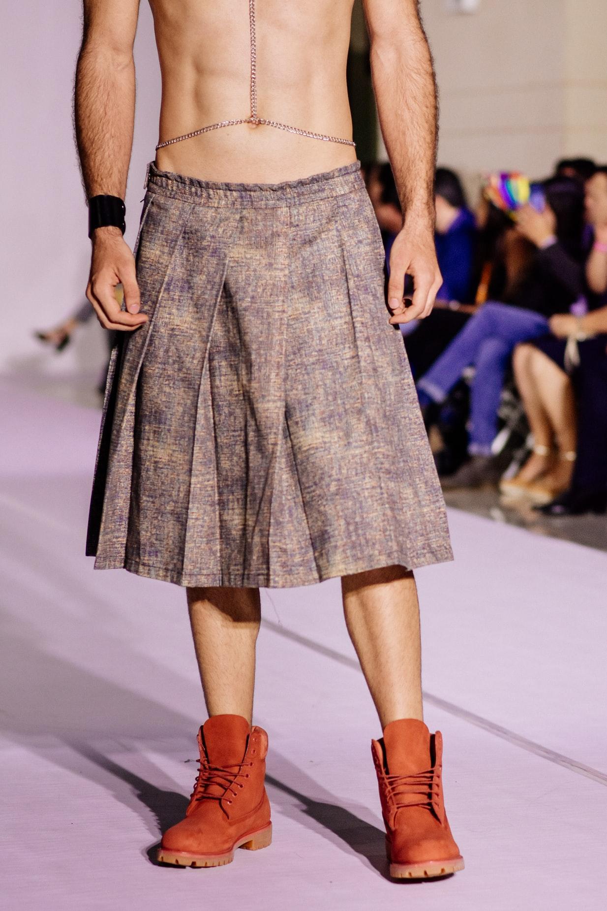 Werden Röcke für Männer irgendwann akzeptiert? (Leben