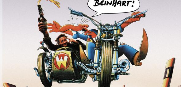 Werner Beinhart: Bester Brösel-Zeichentrickfilm?
