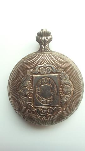 Uhr silber hinten - (Wert, Antik, Vererbung)