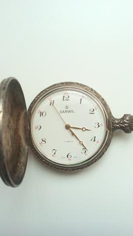 Uhr silber innen - (Wert, Antik, Vererbung)