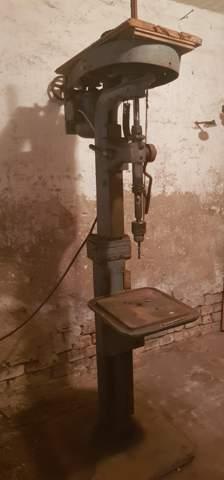 Wert alte Bohrmaschine?