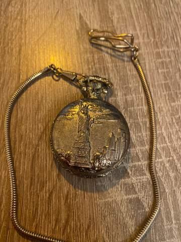 Wert alte Taschenuhr?