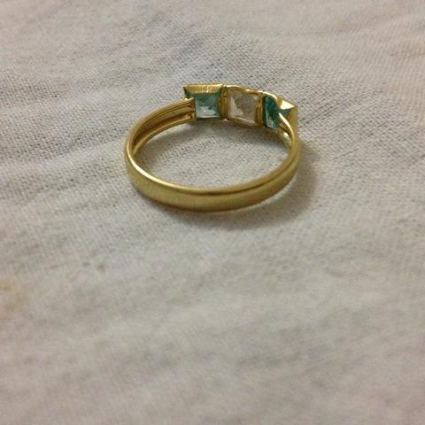 Der ring - (Wert, Gold, Ring)