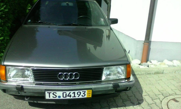 Frontansicht - (Auto, Audi)