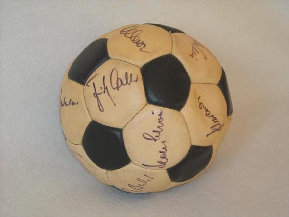 Wert eines Wm Balls aus dem Jahre 1970 (Fußball, preiswert)