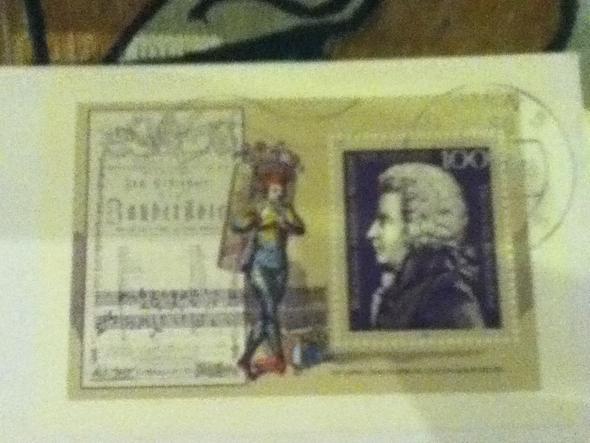Einzel  - (Geld, Briefmarken)