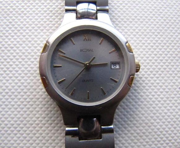 Nummer 5 (Royal) - (Uhr, Wert, schätzen)