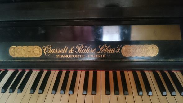 Klavier 1 - (Klavier, Wert)