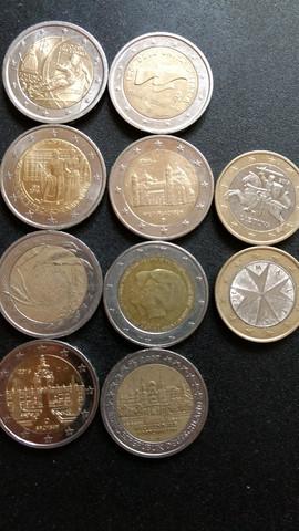 münzen - (Geld, Wert, Euro)