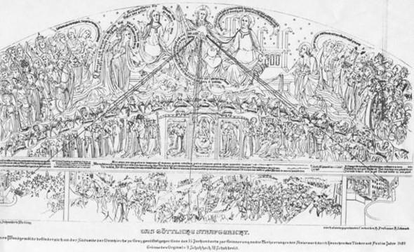 Skizze nach Schwach - (Bilder, Geschichte, Christentum)