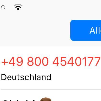 Meine Handynummer Ist