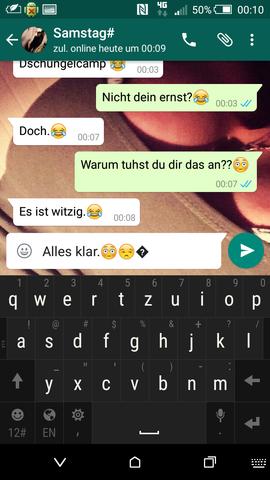 Whatsapp Fragezeichen Erscheint Beim Smiley Weg Machen
