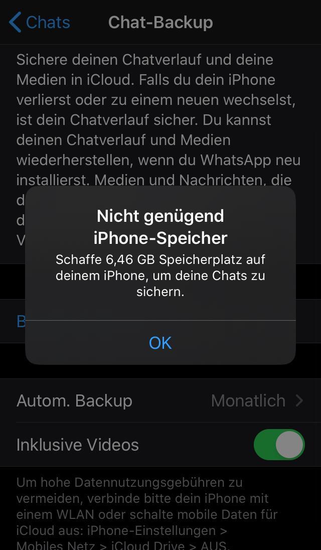 Whatsapp Bilder Verschicken Geht Nicht