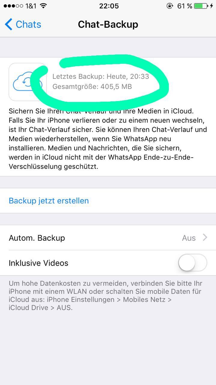 Whatsapp Benachrichtigung Geht Nicht Weg