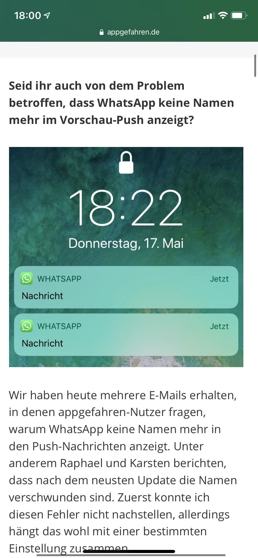 Whatsapp Profilbilder Ausblenden