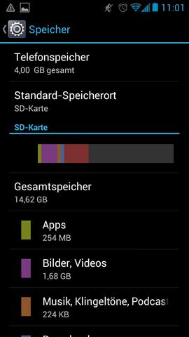 Speicher - (WhatsApp, Fehler, Speicher)